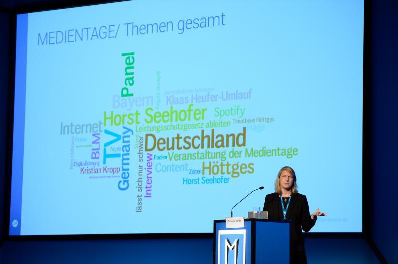 Medientage München Vortrag Susanne Ullrich