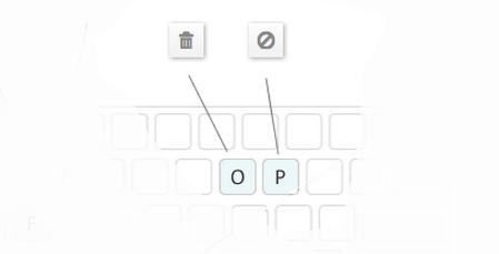 Löschen Spam Shortcuts