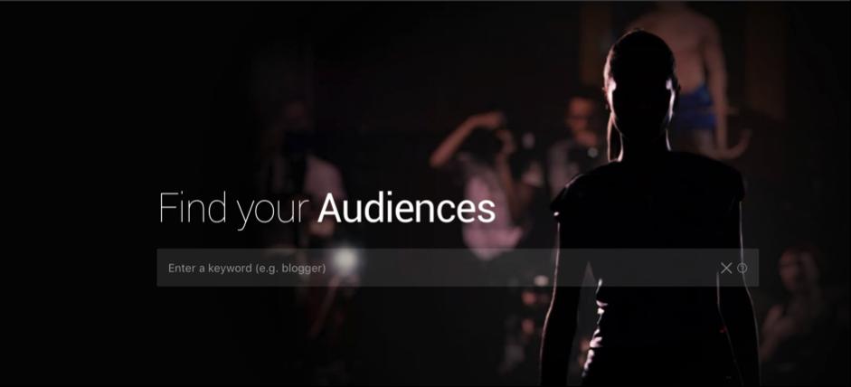 audiences login