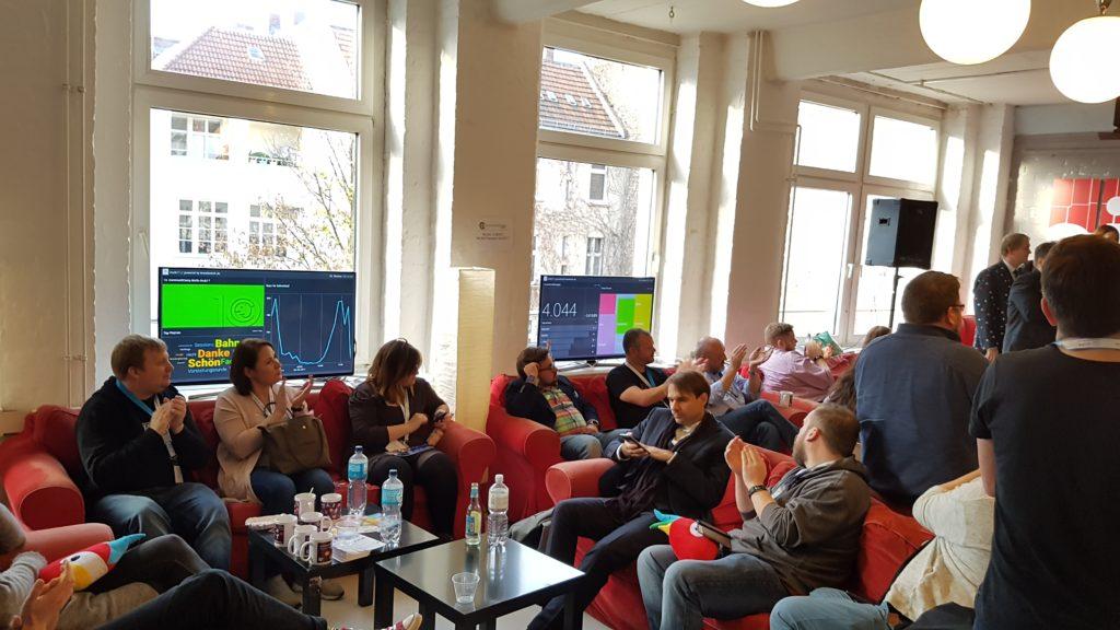 CommunityCamp Berlin 2017 Brandwatch Vizia