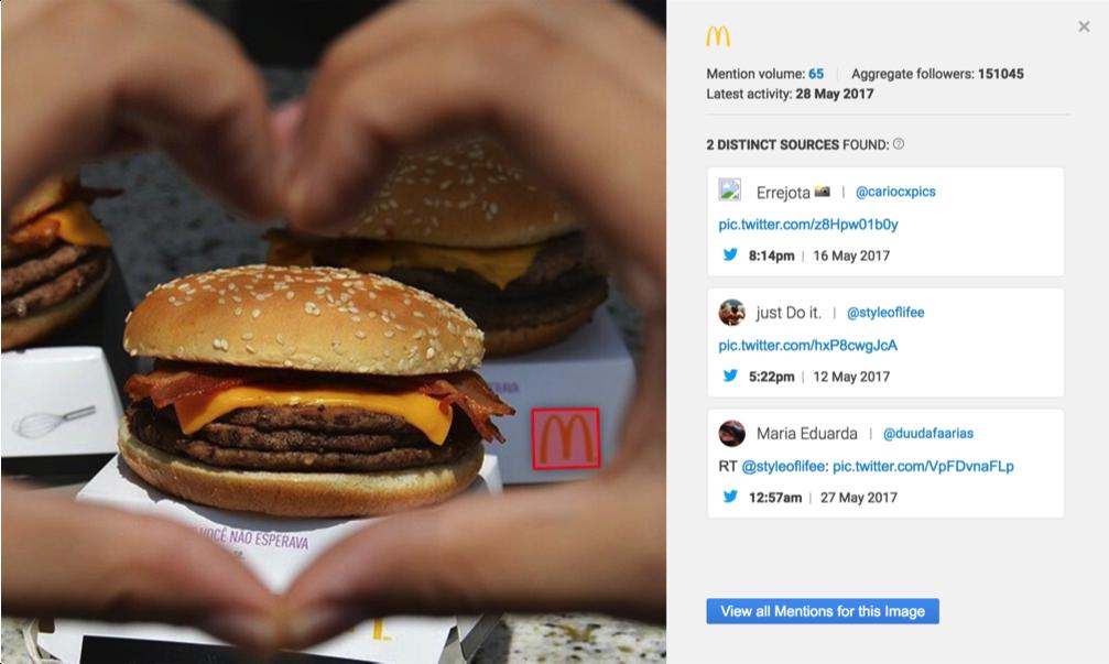 User Content McDonalds